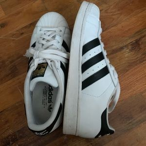 Adidas superstars sneakers